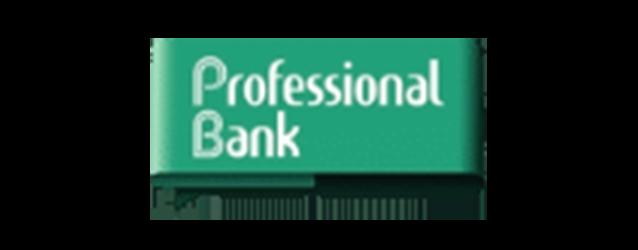 Professional Bankロゴ