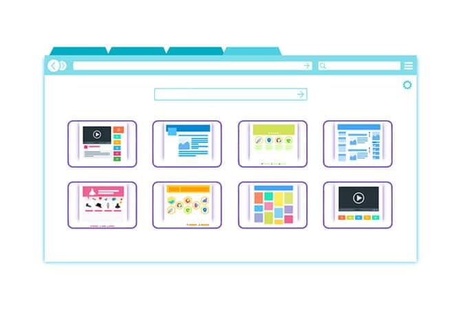 Webメディアの種類とそれぞれの特徴